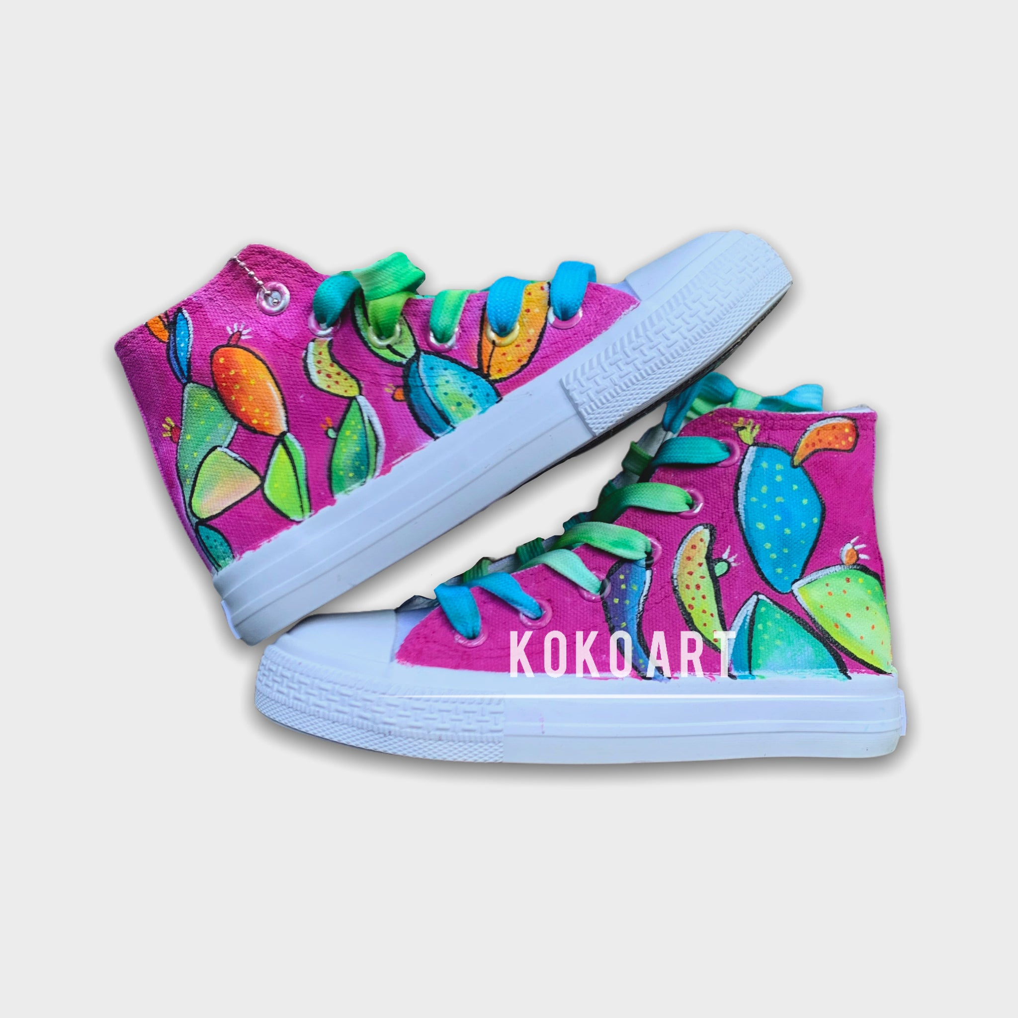 Prickly Pear - Kids - Shoes