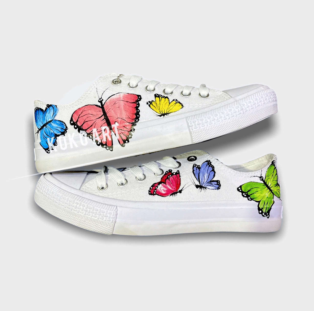 Butterflies - Adults - Shoes