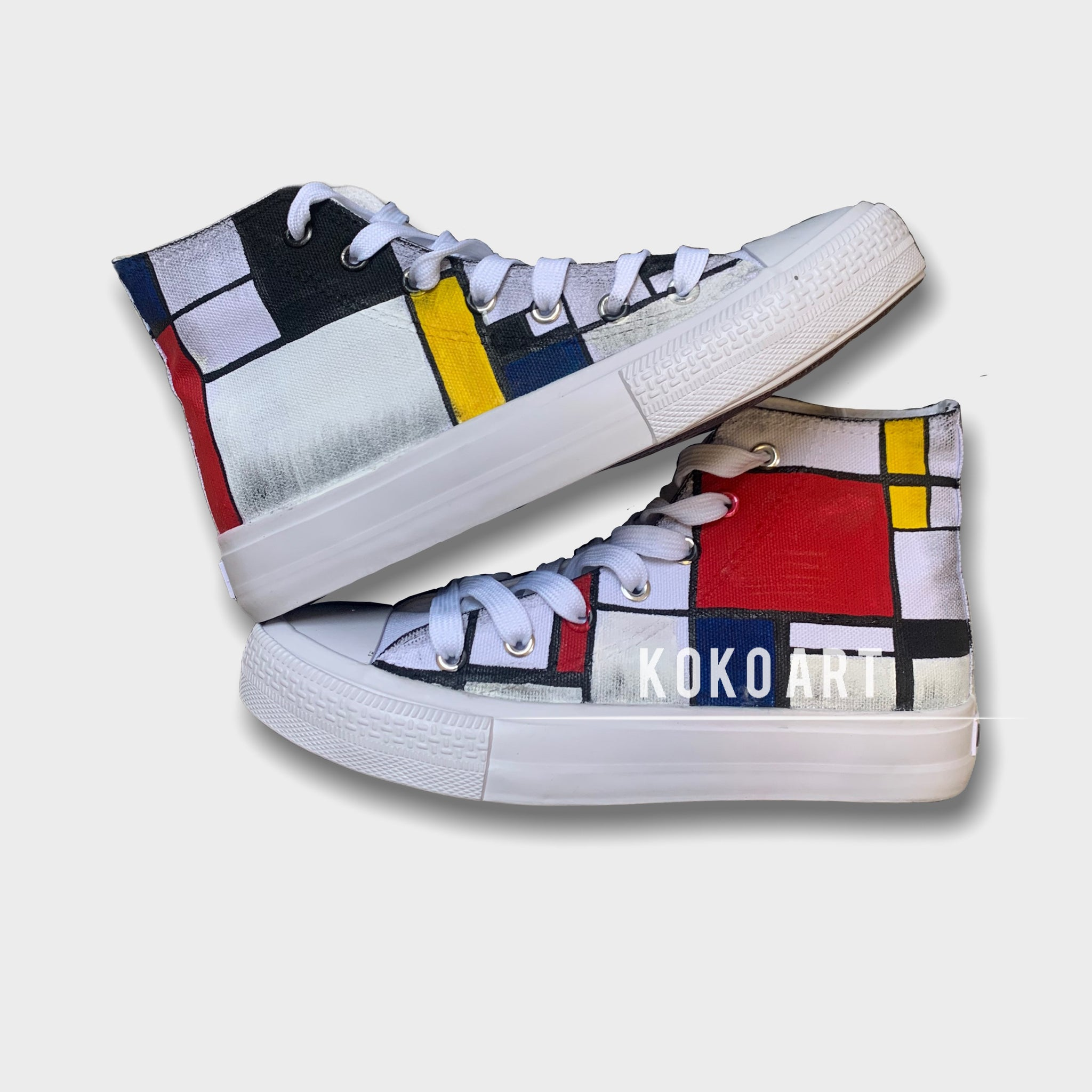 Mondrian - Adults - Shoes