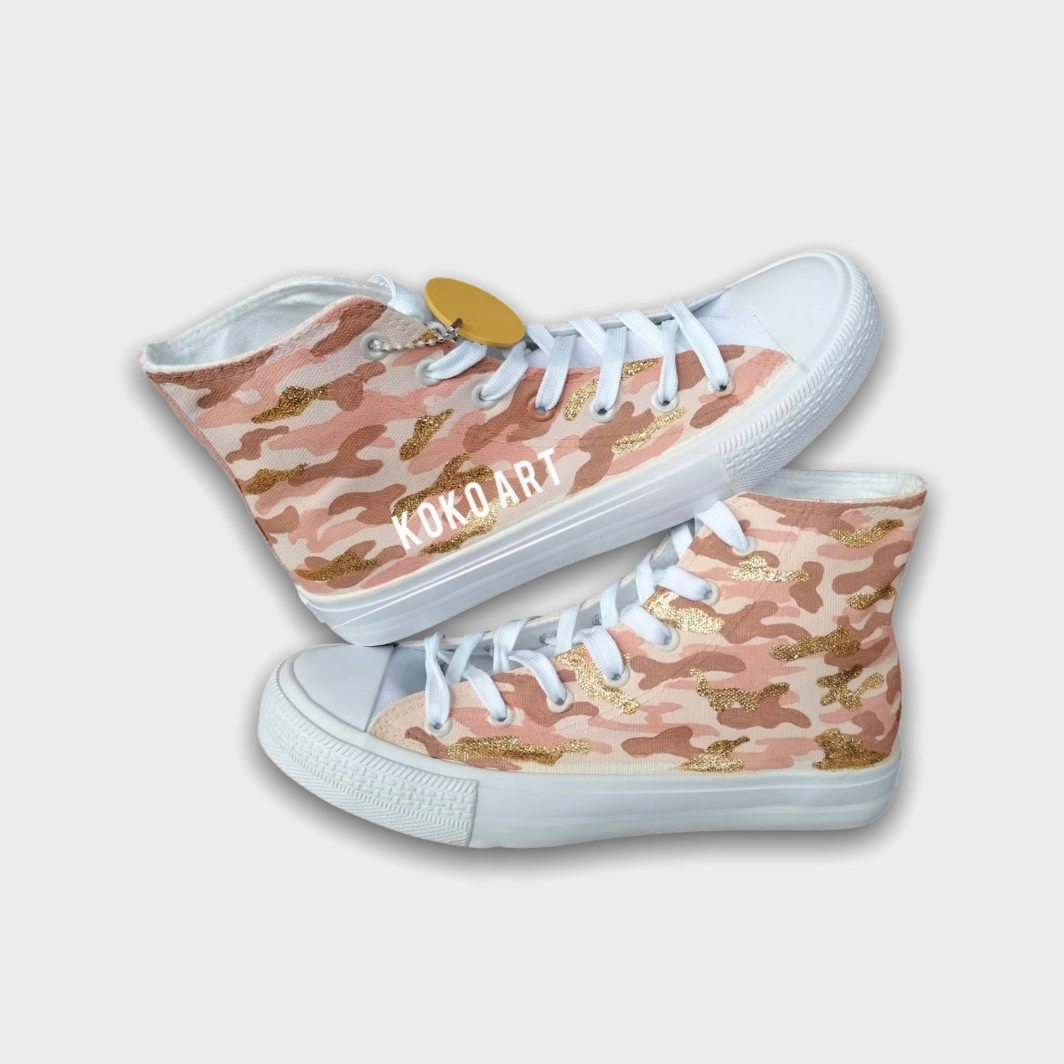 Nude Camouflage - Adults - Shoes