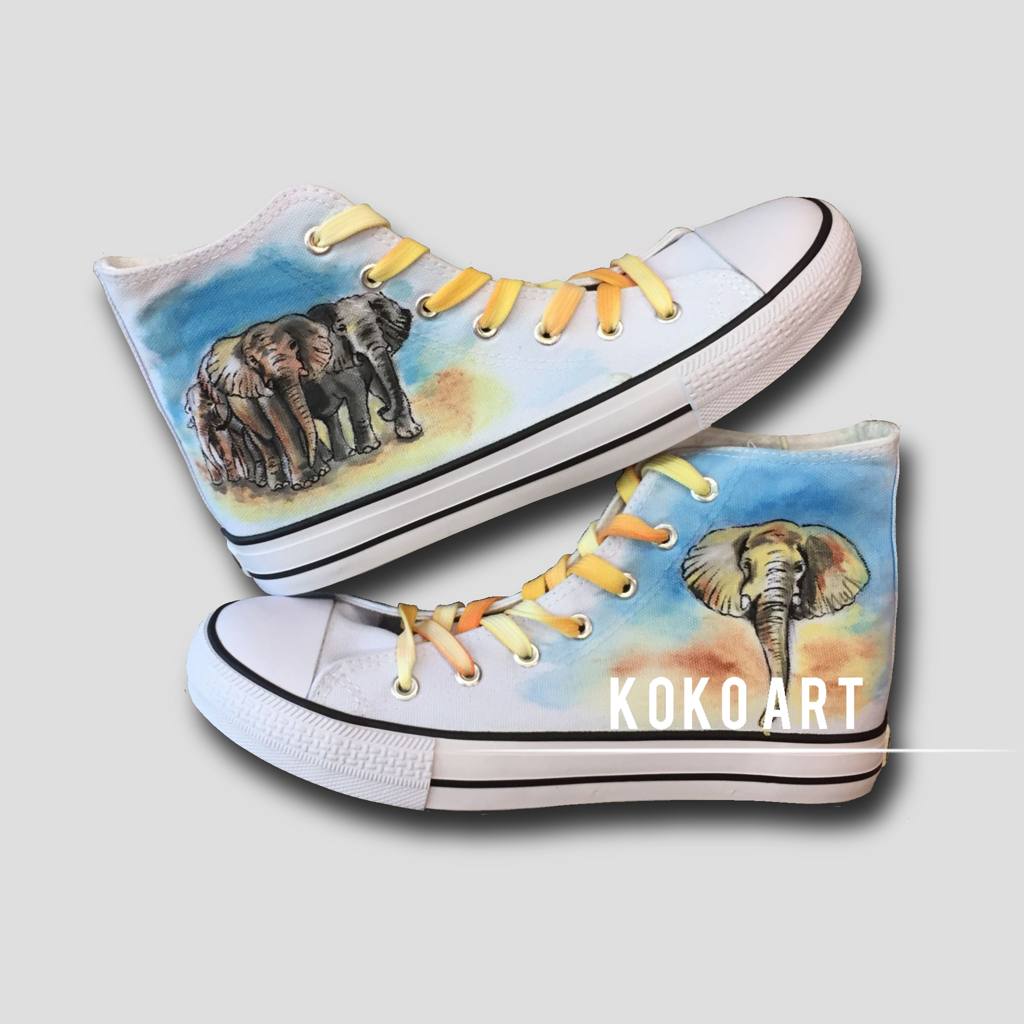 Elephants - Kids - Shoes