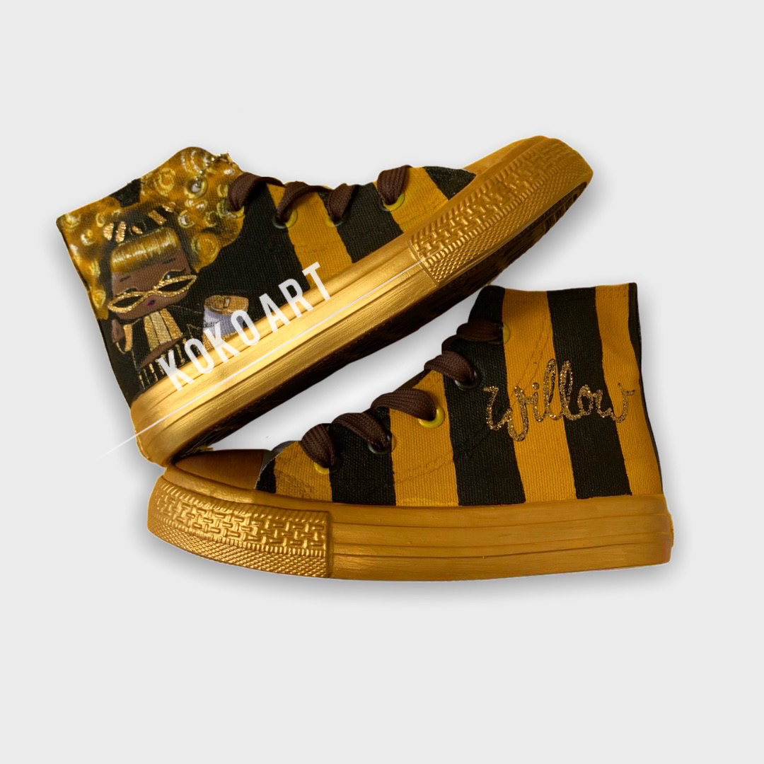 Gold Queen Bee L.O.L SURPRISE! - Kids - Shoes