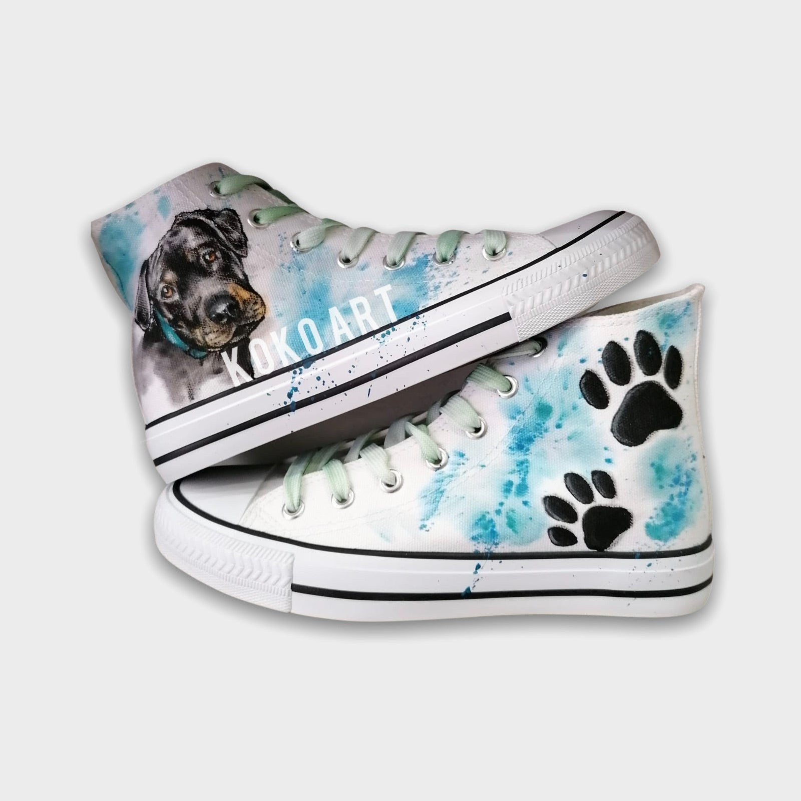 Dog - Kids - Shoes