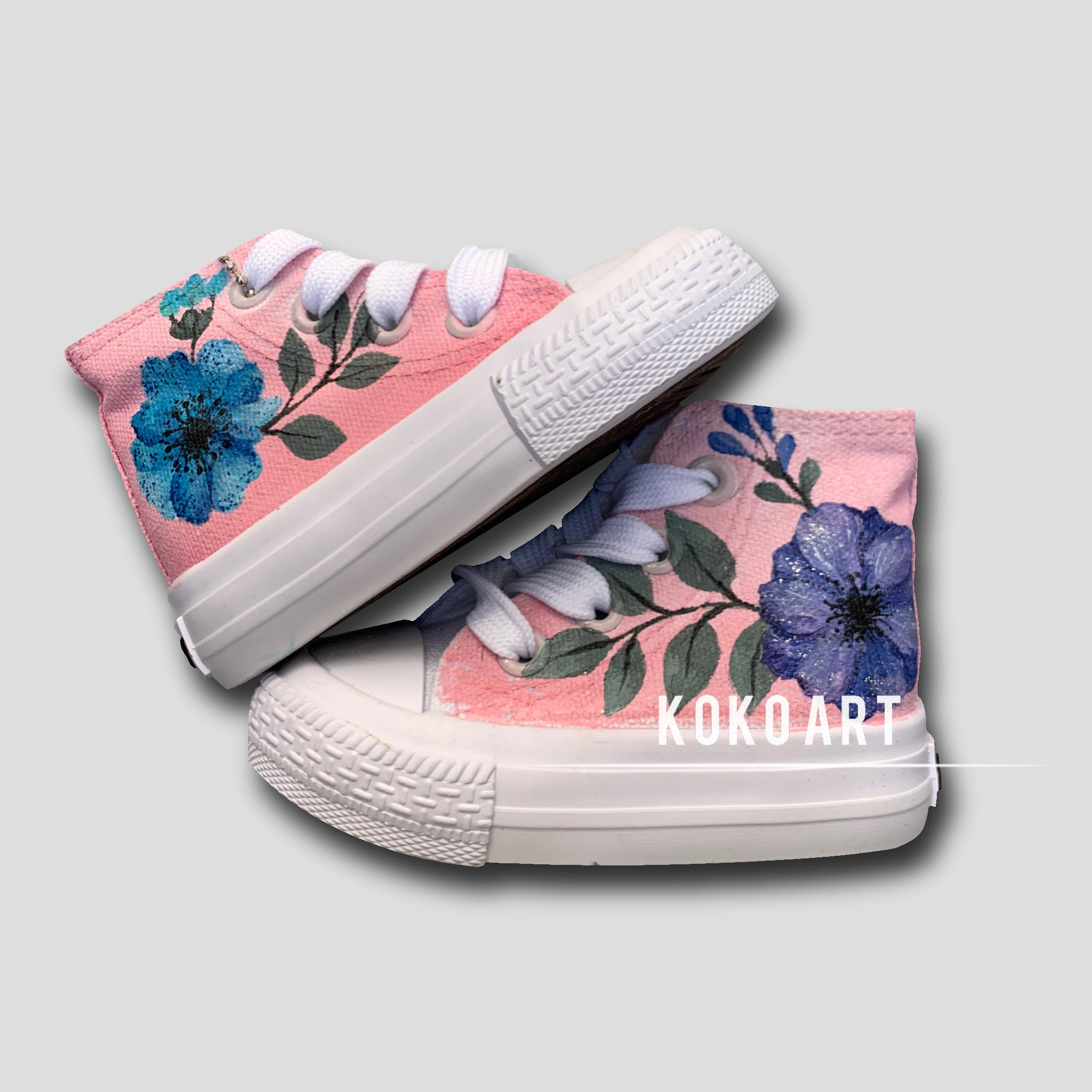 Flowers - Kids - Shoes