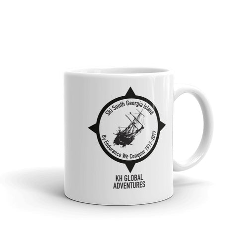 Shackleton Expedition Mug made in the USA