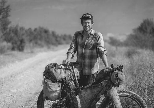The Man Who Bikepacked The World