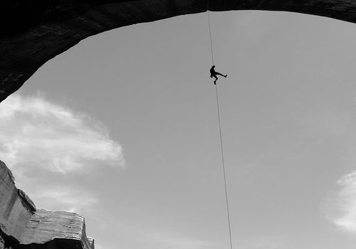 The Climber Who Discovered The 180ft Roof Crack