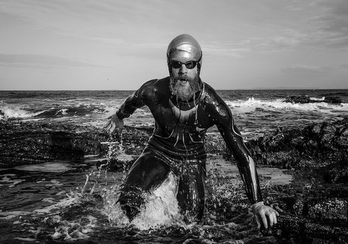 Meet The First Man To Swim The Length Of Britain
