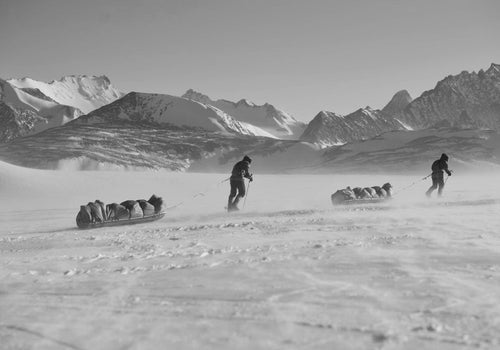 The Longest Polar Journey On Foot In The Coldest Place On Earth