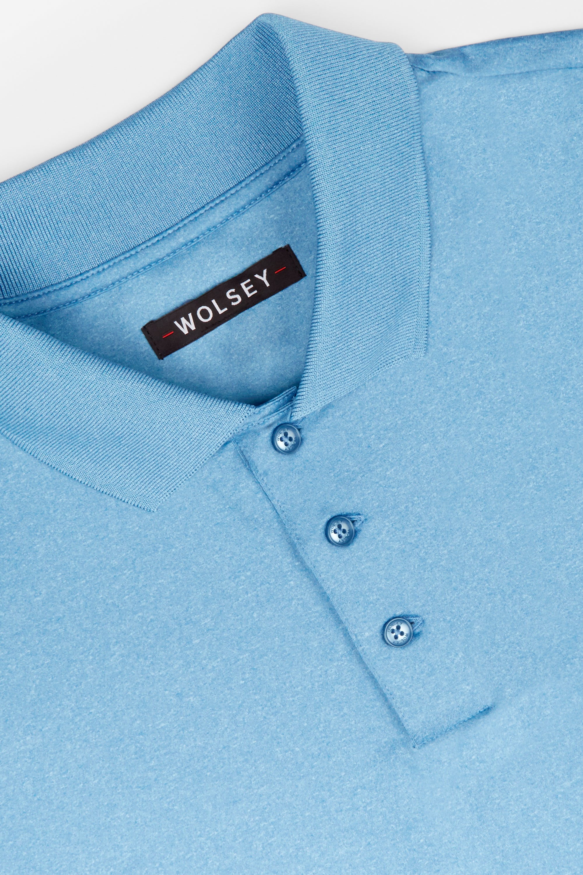 024ea2ca3 Riviera Temperature Regulating Jersey Polo — Wolsey