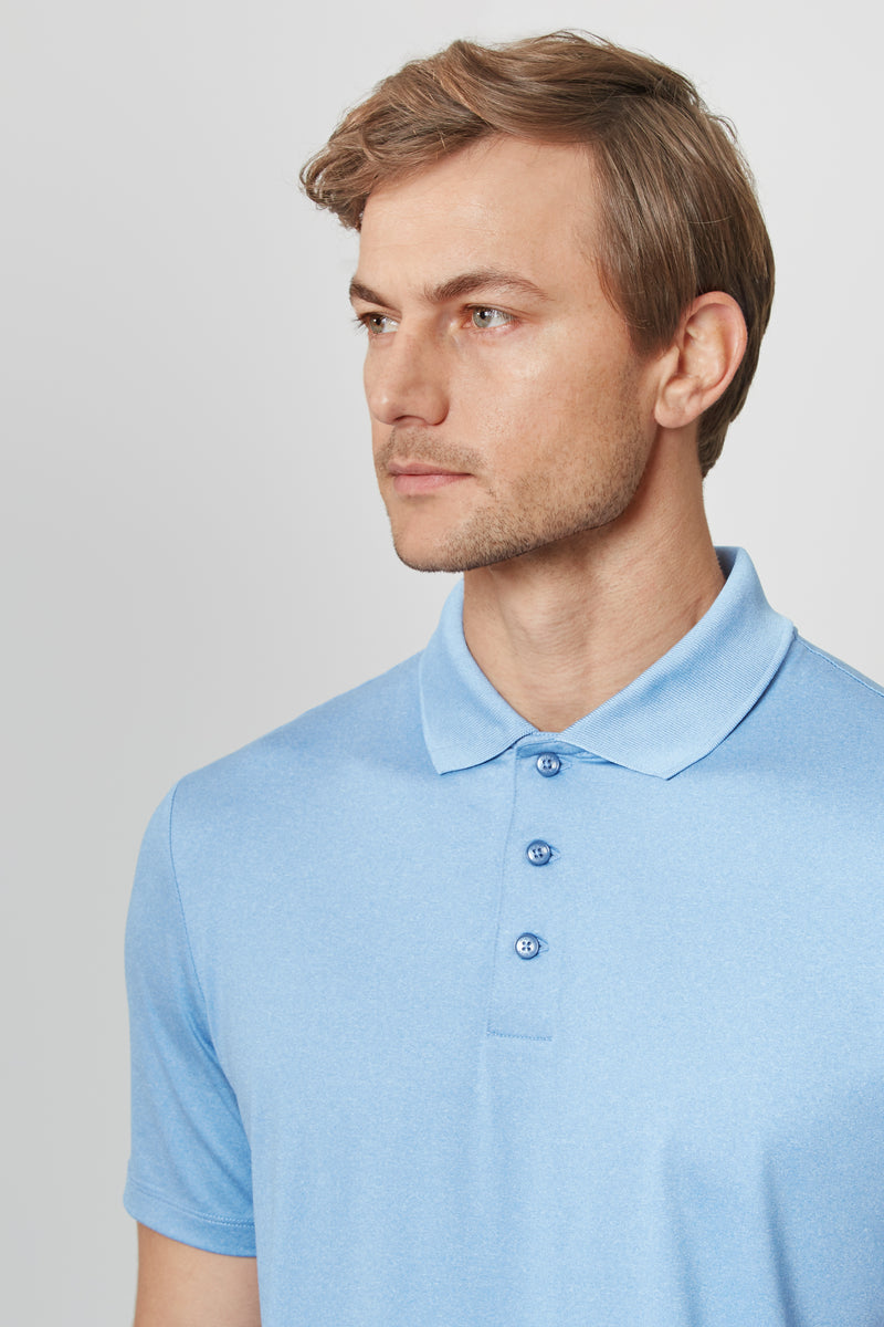 Riviera Temperature Regulating Jersey Polo