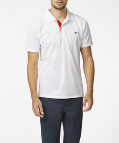 TEMPERATURE REGULATING PIQUE POLO