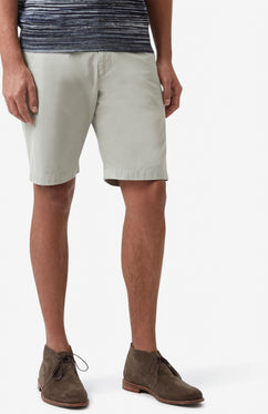 FOG SLIM FIT TAILORED COTTON SHORT