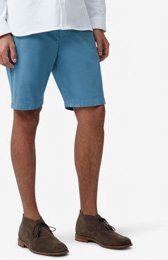 MARBLU SLIM FIT TAILORED COTTON SHORT