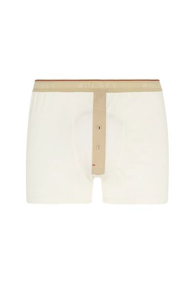 Ecru Vintage Boxer Brief