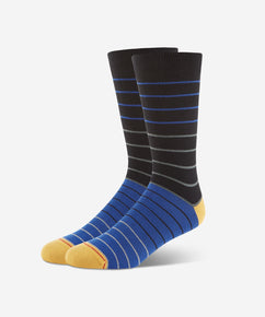 ROYAL STRIPE SOCK