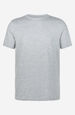 GREY MARL TWIN PACK JERSEY TEE