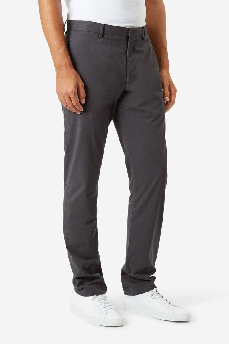 Charcoal Anthracite Classic Sports Chino