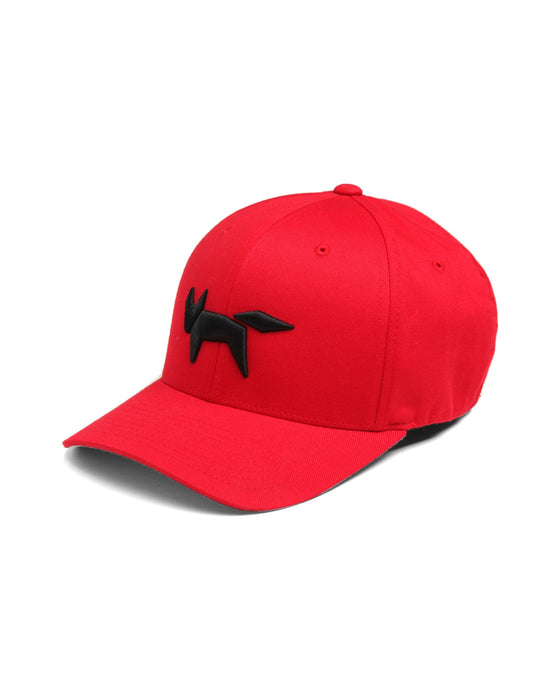 BLAZE FLEX FIT CAP WITH FOX EMBROIDERY