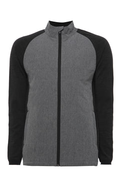 GREY MELANGE INSULATOR JACKET