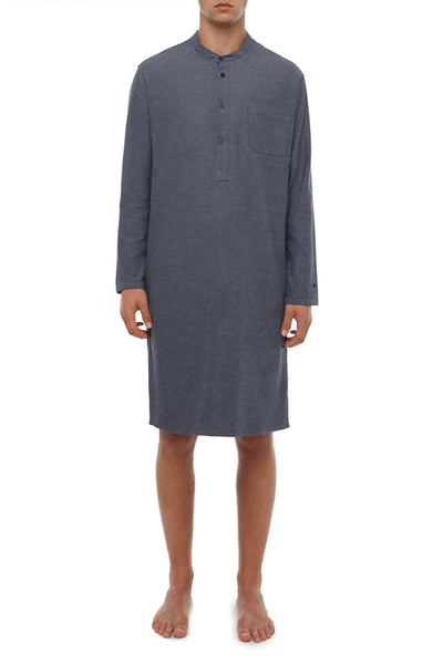 Total Eclipse Herringbone Nightshirt
