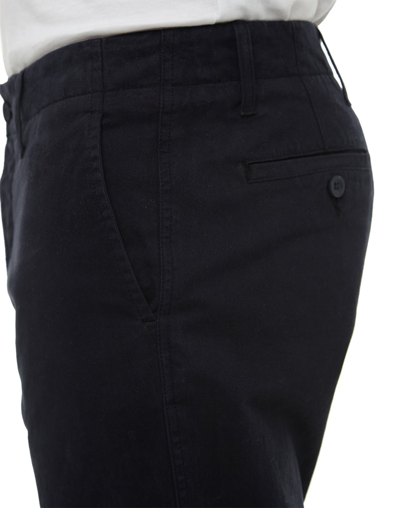 Navy Cotton Chino