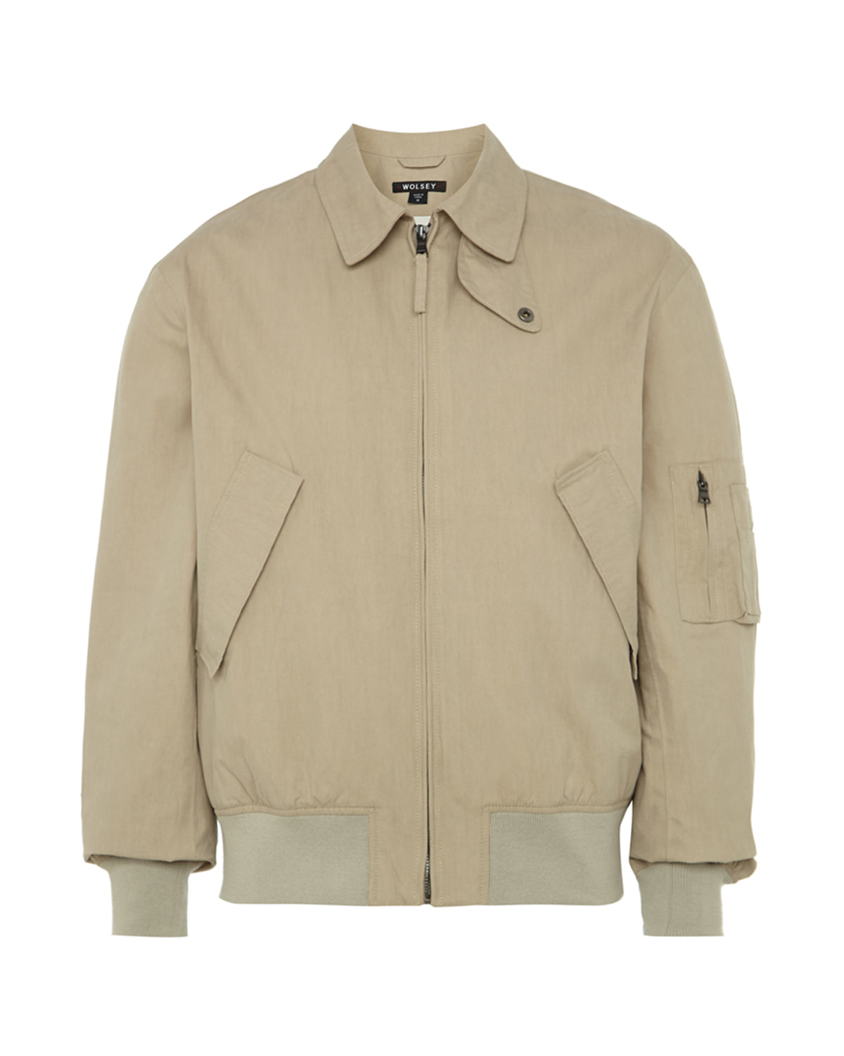 Clay Flight Jacket