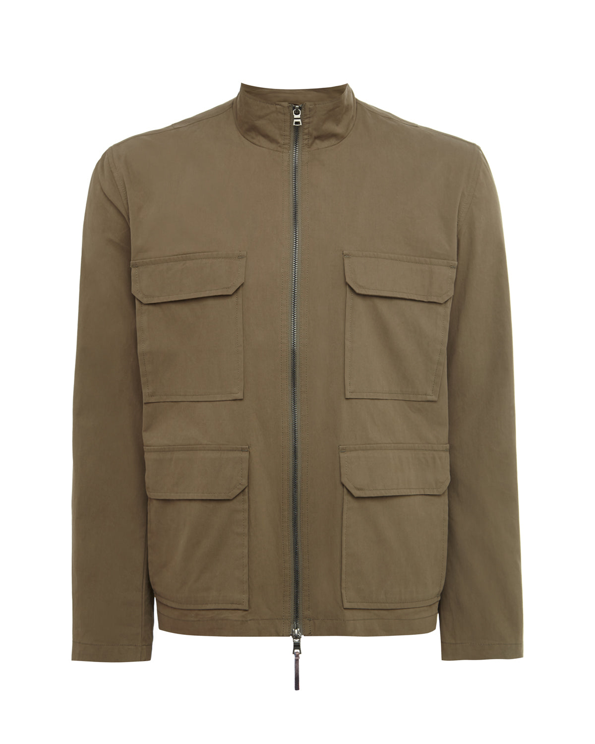 Olive Scout Jacket