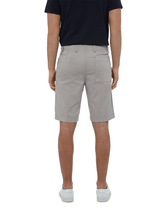 Clay Garment Dyed Stretch Twill Short