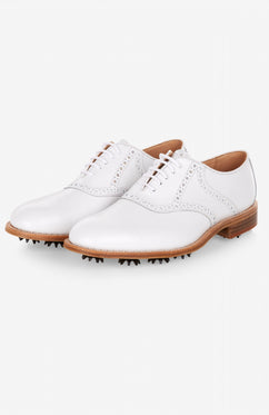 WHITE TRICKERS X WOLSEY GOLF SHOES