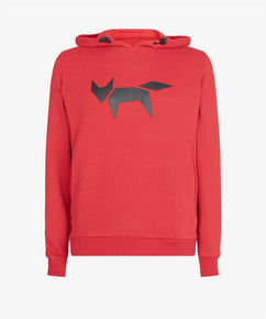 CHILLI PEPPER HOODED SWEATSHIRT