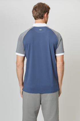Total Eclipse Raglan Polo