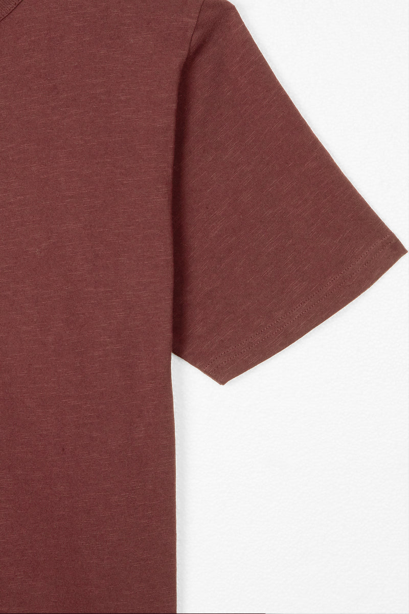 Port Back Printed T-Shirt