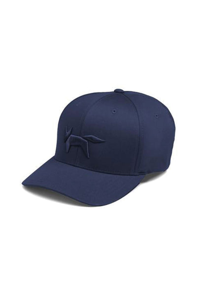 Total Eclipse Fox Embroidery Flex Fit Cap