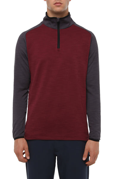 MADDER 1/4 ZIP MID LAYER