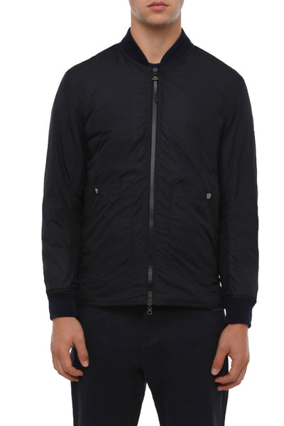 NAVY REVERSIBLE LIGHTWEIGHT JACKET