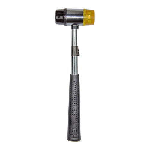 "12.5"" Double-Faced SOFT MALLET w/ Tubular Steel Handle - 0086-0"