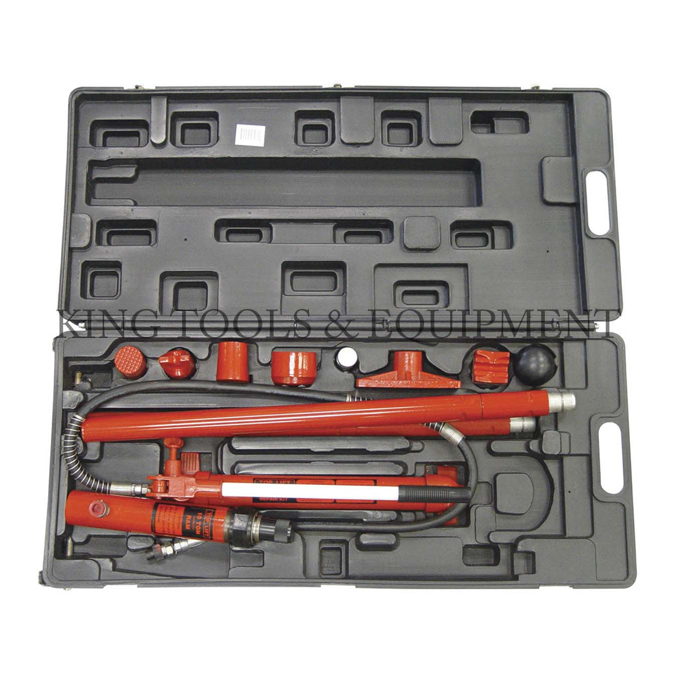 10 Ton Hydraulic BODY FRAME REPAIR KIT - 0246T-0 – King Tools ...