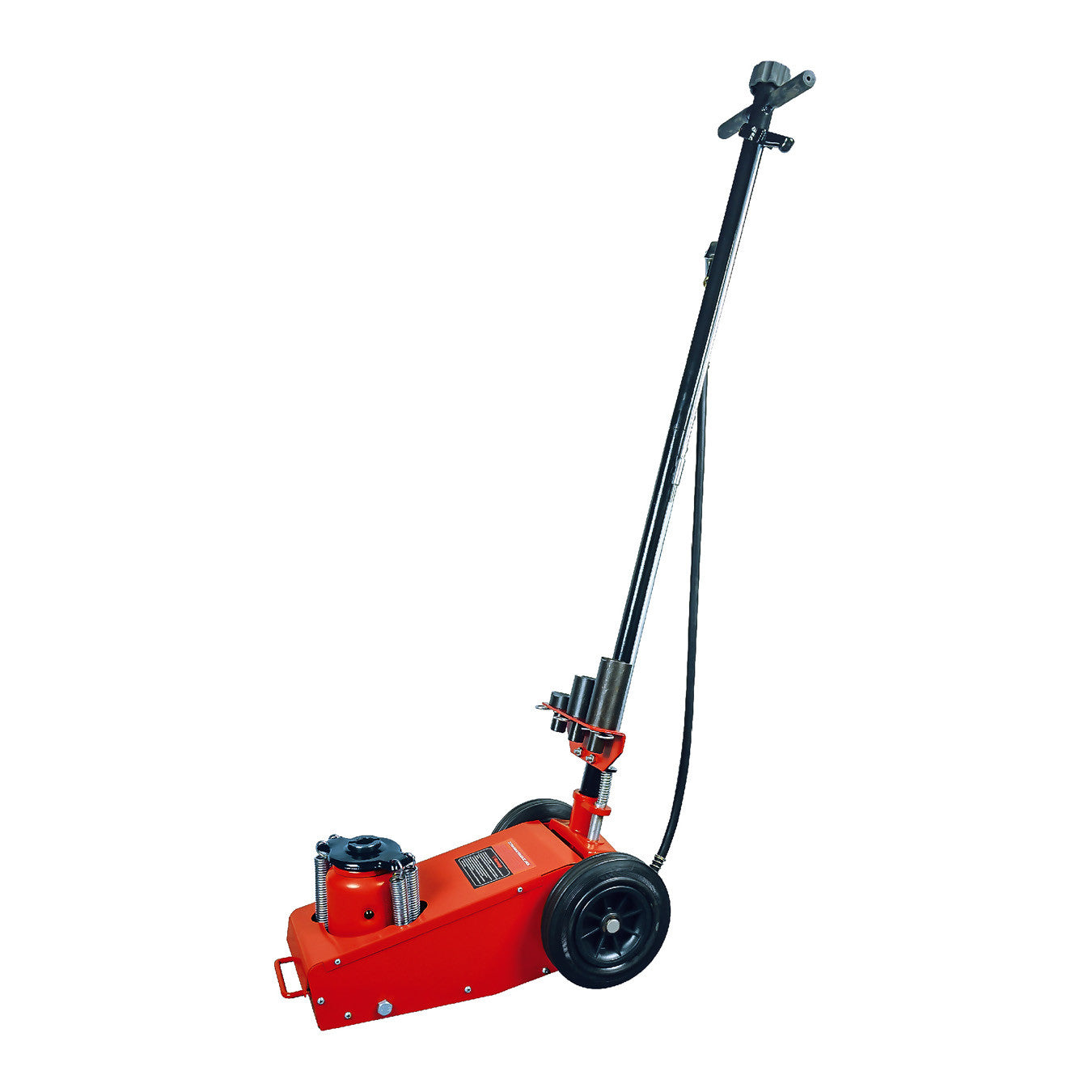 20 Ton Air Hydraulic GARAGE FLOOR JACK - 0247T-0 - King ...