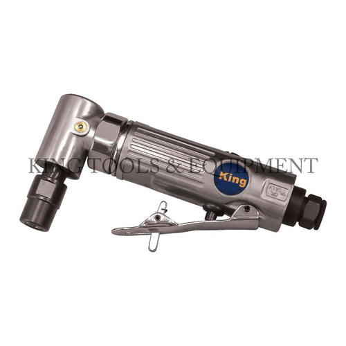"KING 1/4"" Air ANGLE DIE GRINDER, 20000RPM 4CFM 90PSI 1/4"" NPT"