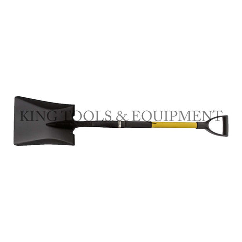 KING Expandable SQUARED SCOOP SHOVEL w/ Medium Handle