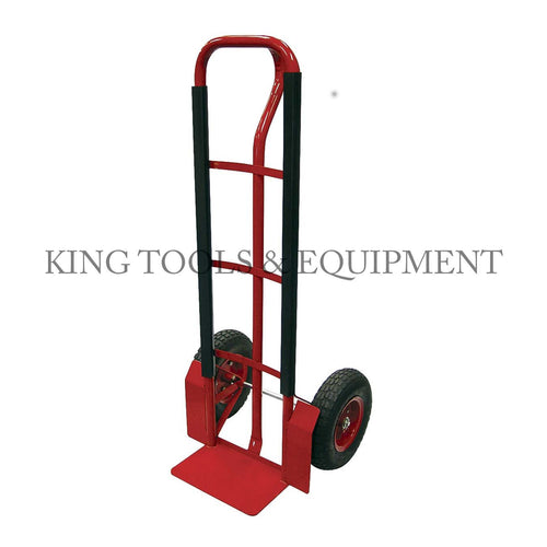 KING 800 lbs HAND TRUCK w/ Pneumatic Tire and Wheel