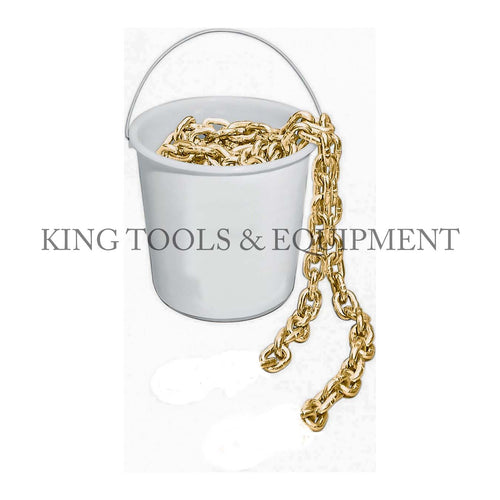 "KING G70 3/8"" x 66' BUCKET OF CHAIN"