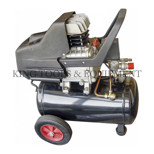 KING 2.5hp AIR COMPRESSOR w/ Wheels