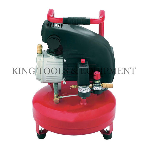KING Professional PANCAKE AIR COMPRESSOR