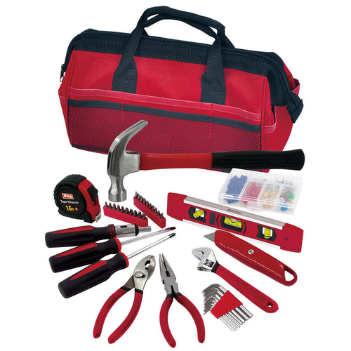 39-PC COMBINATION TOOL SET W/ TOOL BAG (3113-0)