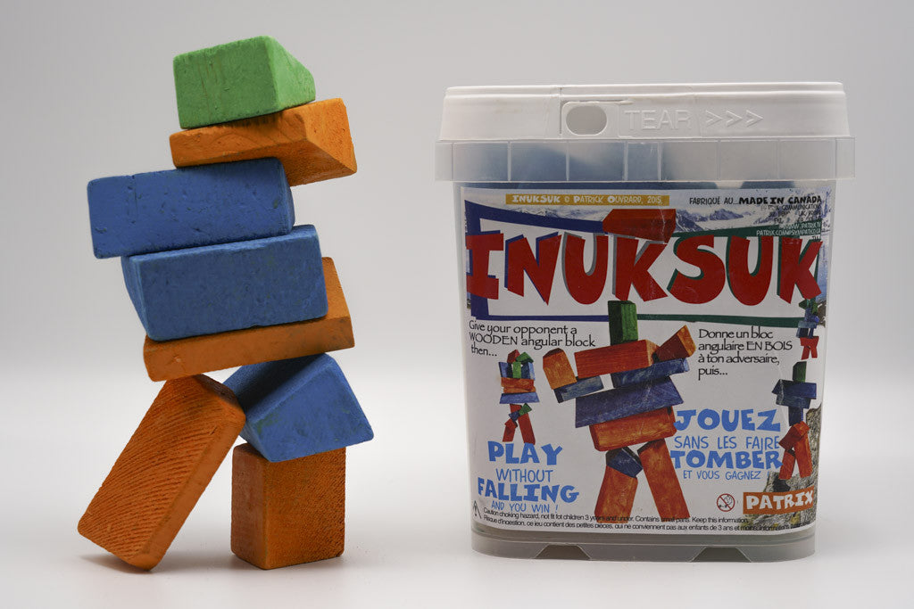 INUKSUK BLOCKS ON SALE