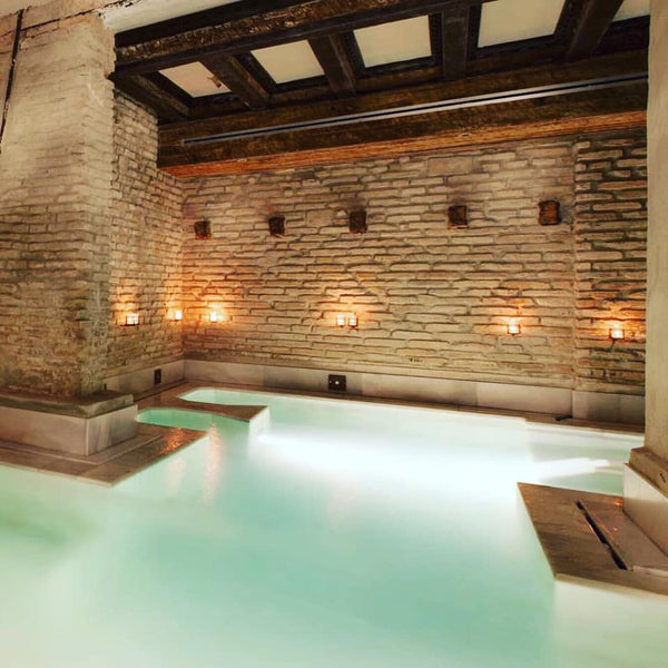 *Spa Review Alert* AIRE Ancient Baths NYC