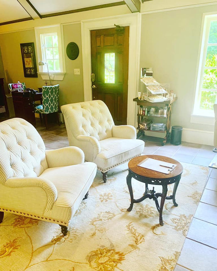 *Spa Review Alert*  Hillbrook Inn, Charles Town, West Virginia