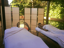Rooftop Patio Massage